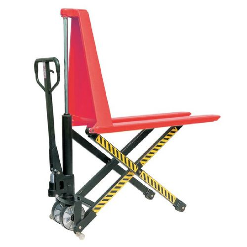 High Lift Pallet Trucks <br />Capacity: 1000kg